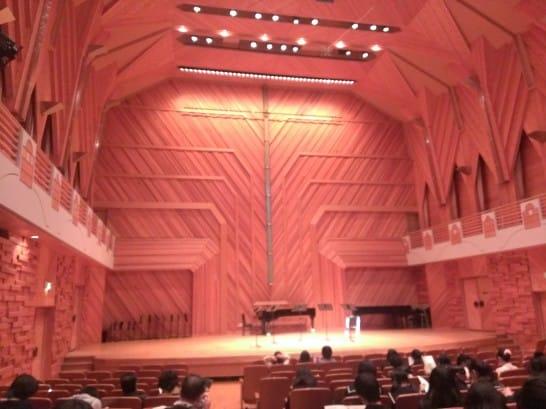 札幌大谷大学「記念ホール」