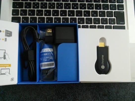 Chromecast全容